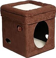 MidWest Curious Cat Cube Cat House/Cat Condo