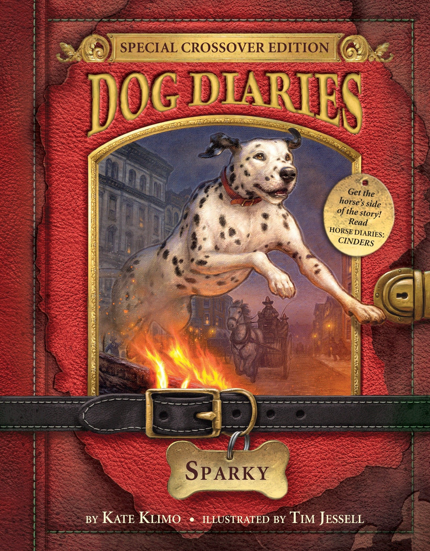 Dog Diaries #9: Sparky (Dog Diaries Special Edition) pdf epub