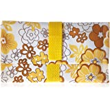 Evelots Expandable Grocery Organizer Binder & Coupon Holder, Floral
