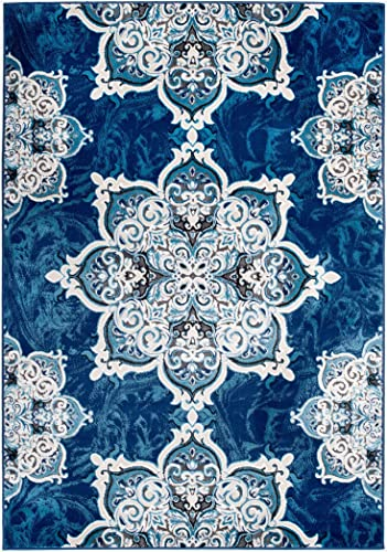 Summit Chatham 209 Vintage Look Sharp COLOR DEFINITION 3 .8 x 5 , WILLIAM BLUE ORIENTAL ,
