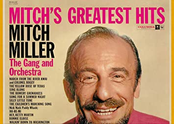 mitch's greatest hits LP Import