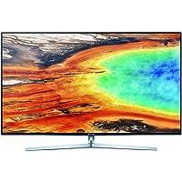 Samsung MU8009 138 cm (55 Zoll) Fernseher (Ultra HD, Twin Tuner, HDR 1000, Smart TV) silber