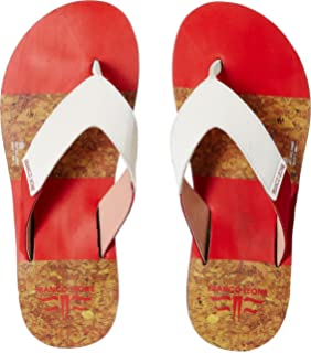 0d9a9ed1b0ee Franco Leone Men s Flip-Flops  Buy Online at Low Prices in India ...