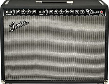 Amazon Fender 65 Twin Reverb 85 Watt 2x12 Inch Guitar Combo