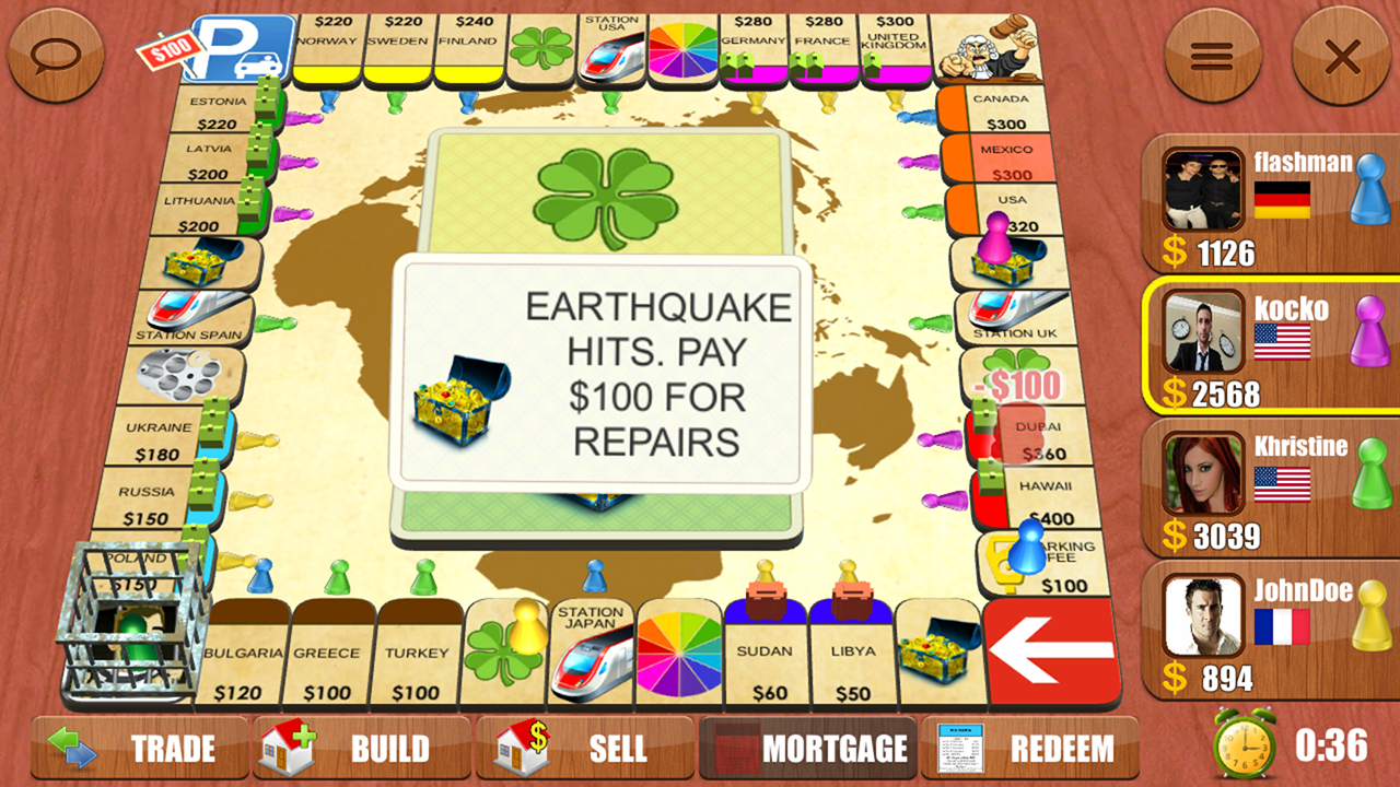 Rento Fortune - Online Dice Board Game: Amazon.es: Appstore para Android