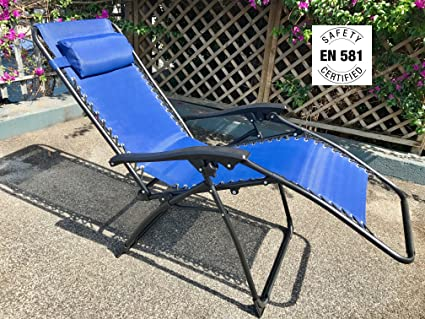 Sedia A Sdraio Basculante : La top sdraio reclinabile nel review ok
