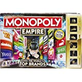 Hasbro Gaming Monopoly Empire Board Game, 5 x 26.7 x 40 cm