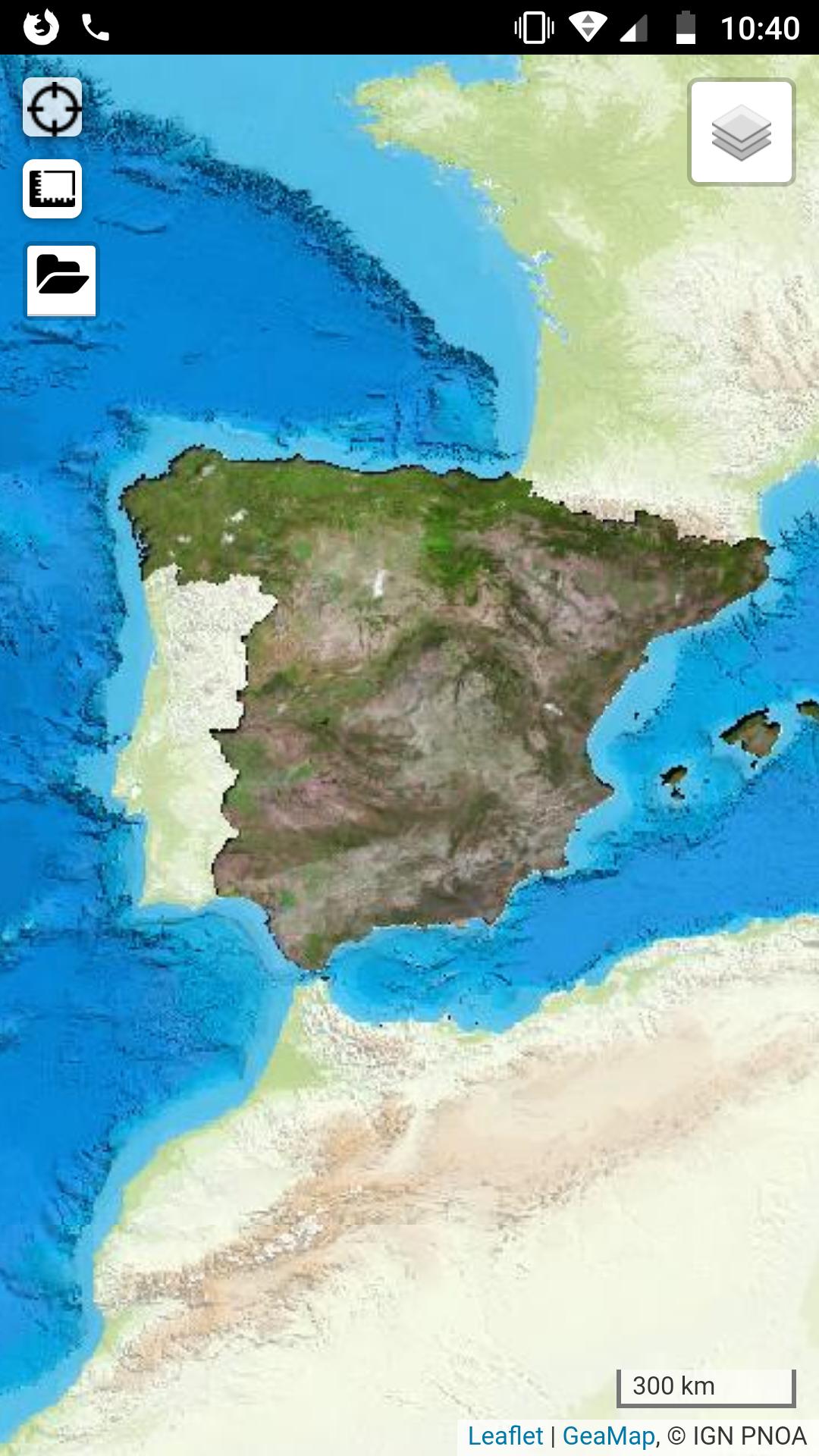 Cartografía de España: Amazon.es: Appstore para Android