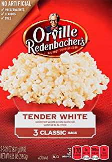 product image for Orville Redenbacher's Old Fashioned Tender White Microwavable Popping Corn 3pk, 8.7 oz