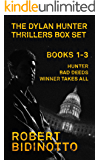 THE DYLAN HUNTER THRILLERS BOX SET: Books 1-3