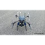 Thermal Surveying/Mapping X8 640 R Quadcopter Drone With RTK Multi GNSS GPS