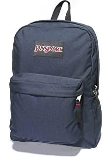 JanSport Superbreak Classic Backpack Deep Navy a51320cf42c22