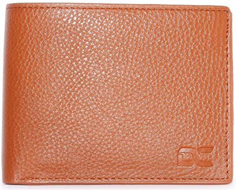 Formal Leather Wallet With Flip Tag & Coin Pocket: Amazon in