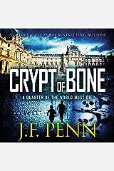 Crypt of Bone: An ARKANE Thriller, Book 2 Audible Audiobook
