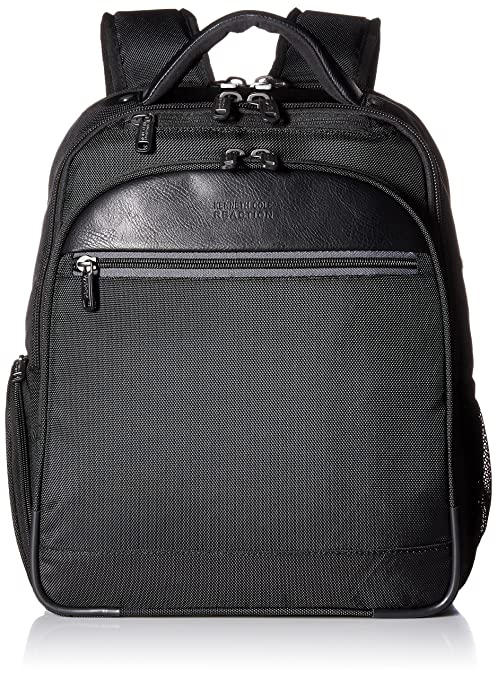 b8fdbe185a35 Kenneth Cole Reaction 1680d Polyester Dual Compartment Expandable 14