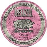 Reuzel Pink Heavy Grease, 4 Ounce