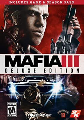 Mafia III Digital Deluxe (Mac) [Online Game Code]