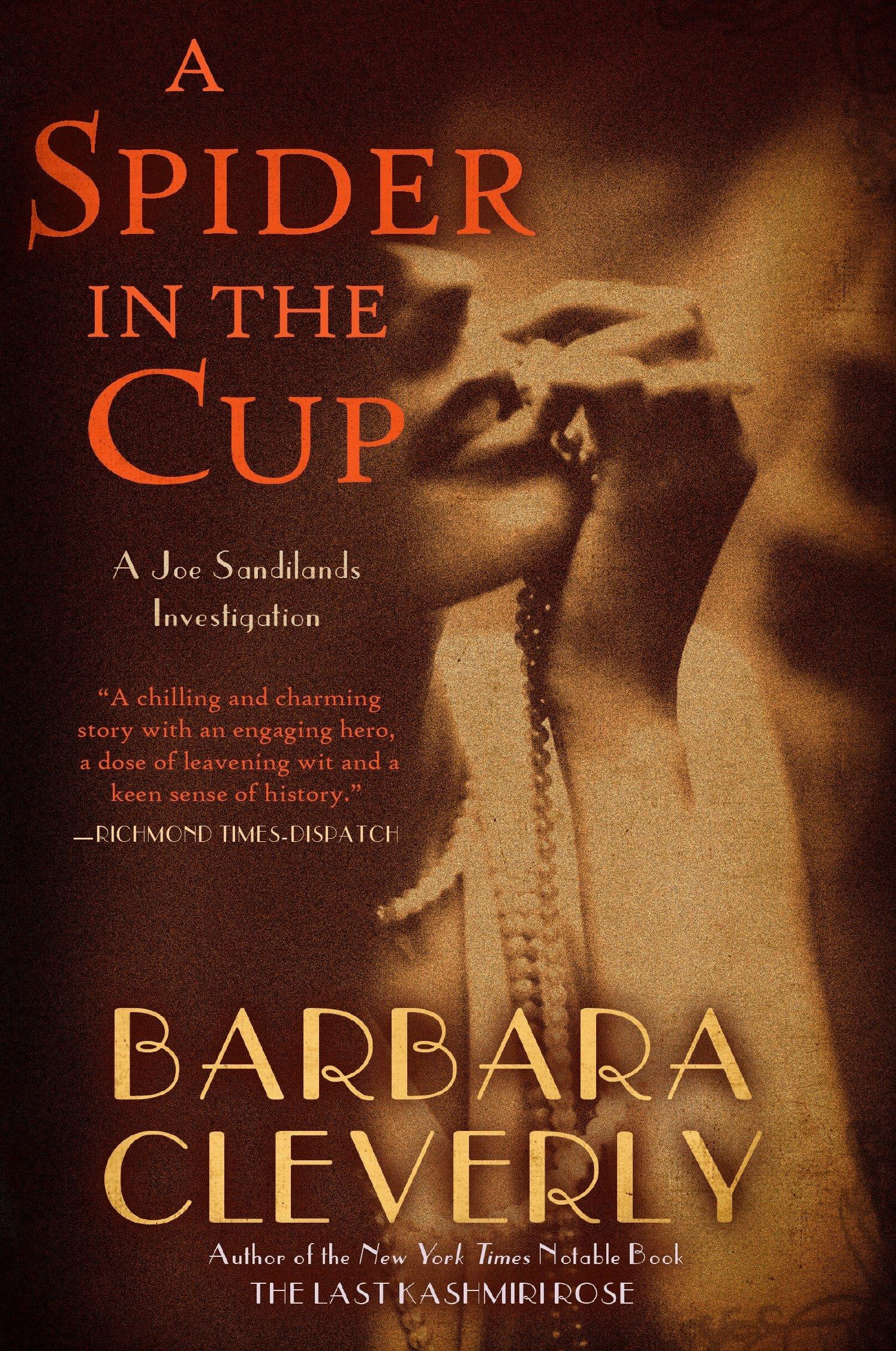 A Spider in the Cup (A Detective Joe Sandilands Novel) PDF