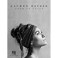 Lauren Daigle - Look Up Child Songbook book cover