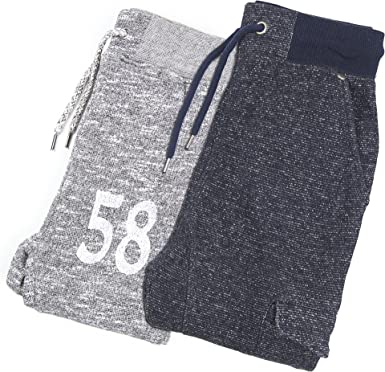 Primark Pack De 2 Pantalones De Chandal Talla 3 4 Anos 104 Cm Amazon Es Ropa Y Accesorios