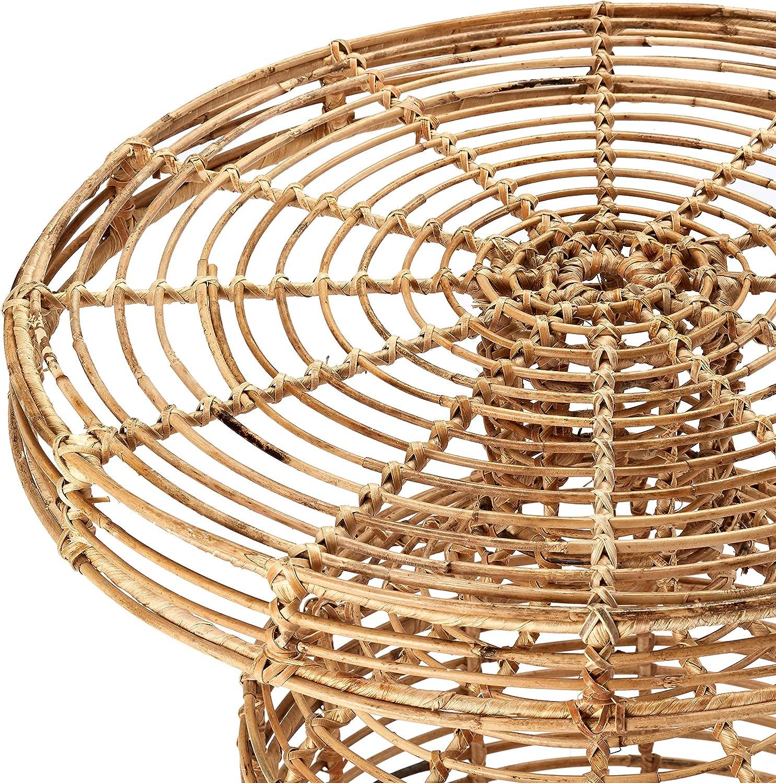 animal-design Victoria 60017.100 Table Basse en rotin Naturel