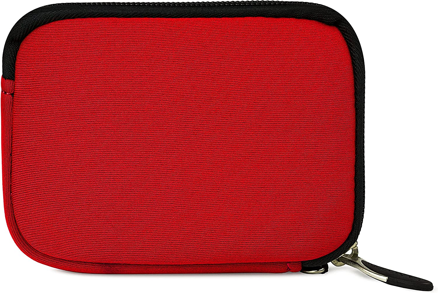 VanGoddy Mini Glove Sleeve Pouch Case for Nikon Coolpix Series Digital Cameras and Screen Protector Red