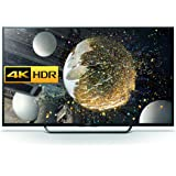 Sony Bravia 49 inch Android 4K HDR Ultra HD Smart TV with Youview, Freeview HD, PlayStation Now (2016 Model) - Black