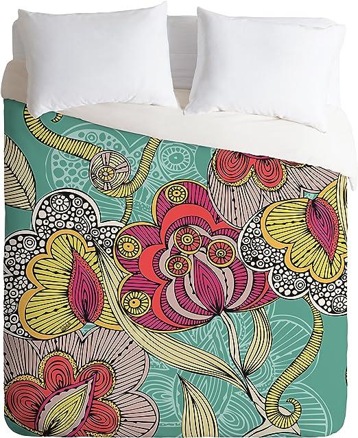 Deny Designs  Valentina Ramos zoe Duvet Cover Twin//Twin XL