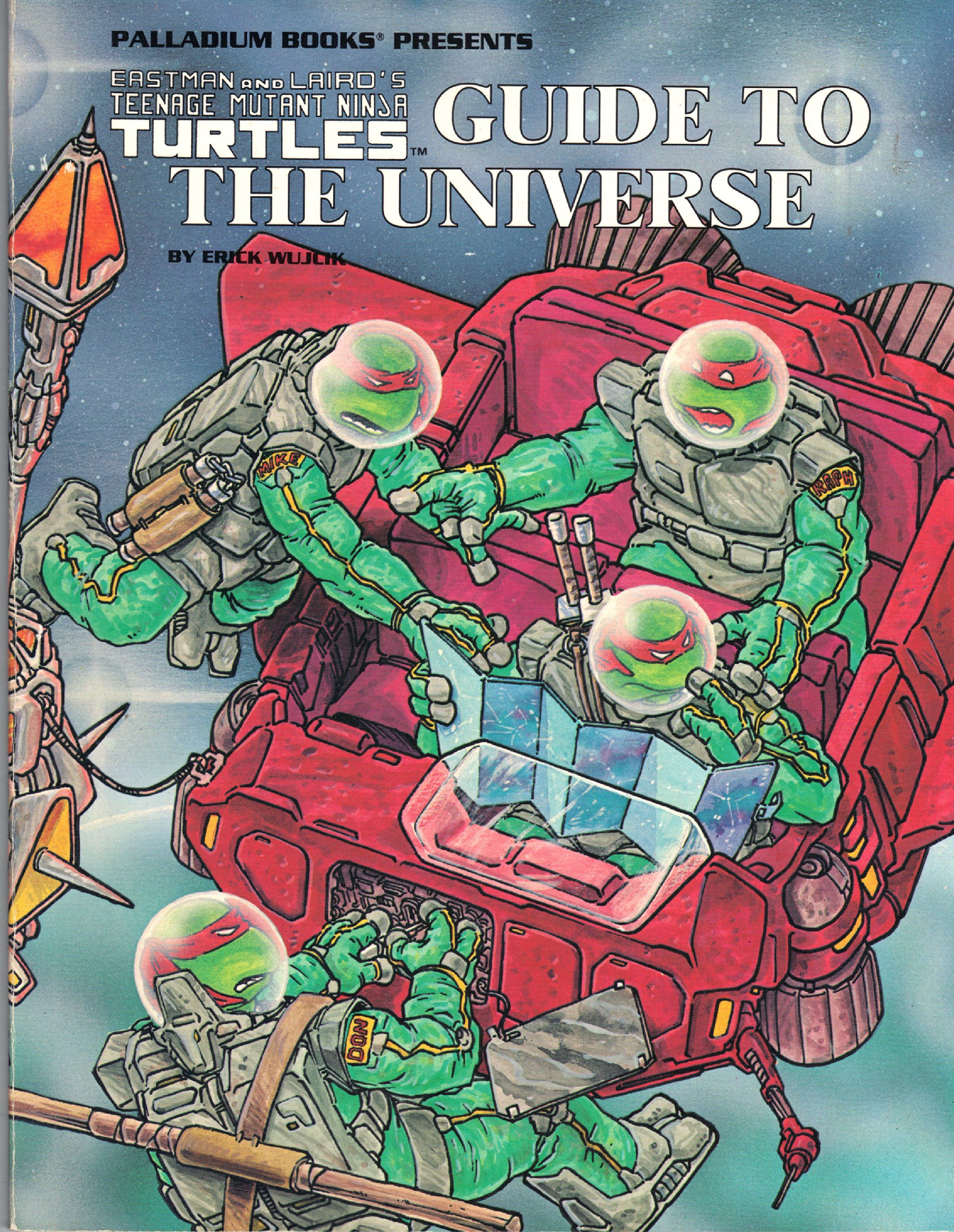 Guide to the Universe/Eastman and Lairds Teenage Mutant ...