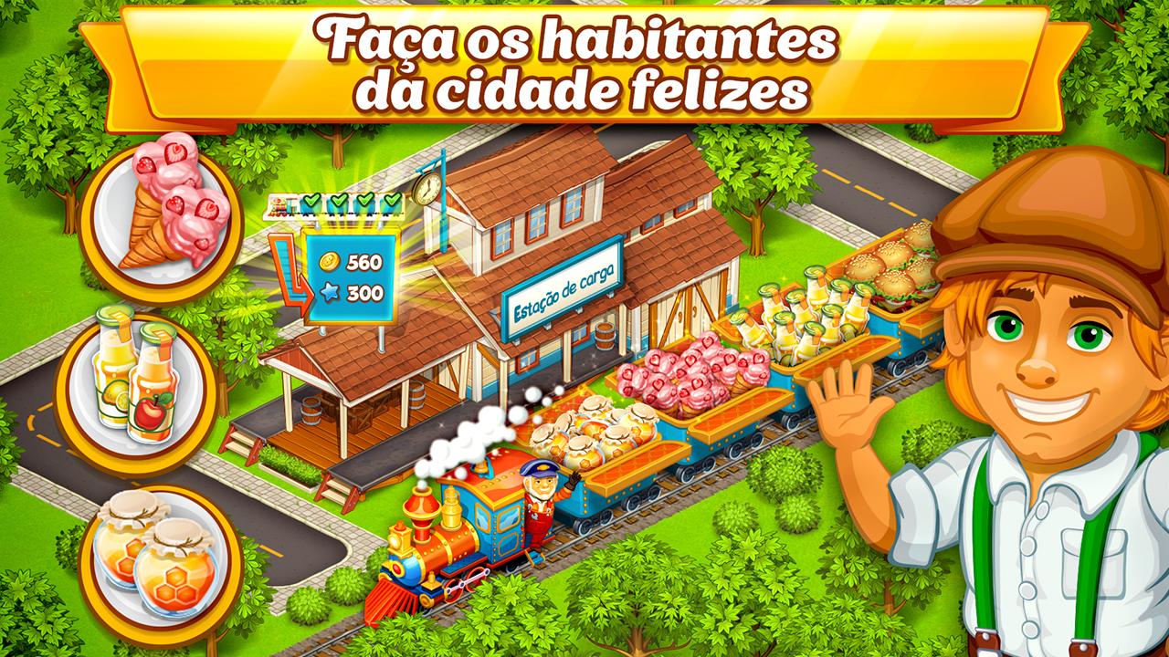 Cartoon city: Cidade dos desenhos animados: fazenda em