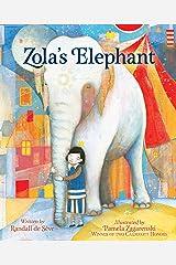 Zola's Elephant Kindle Edition