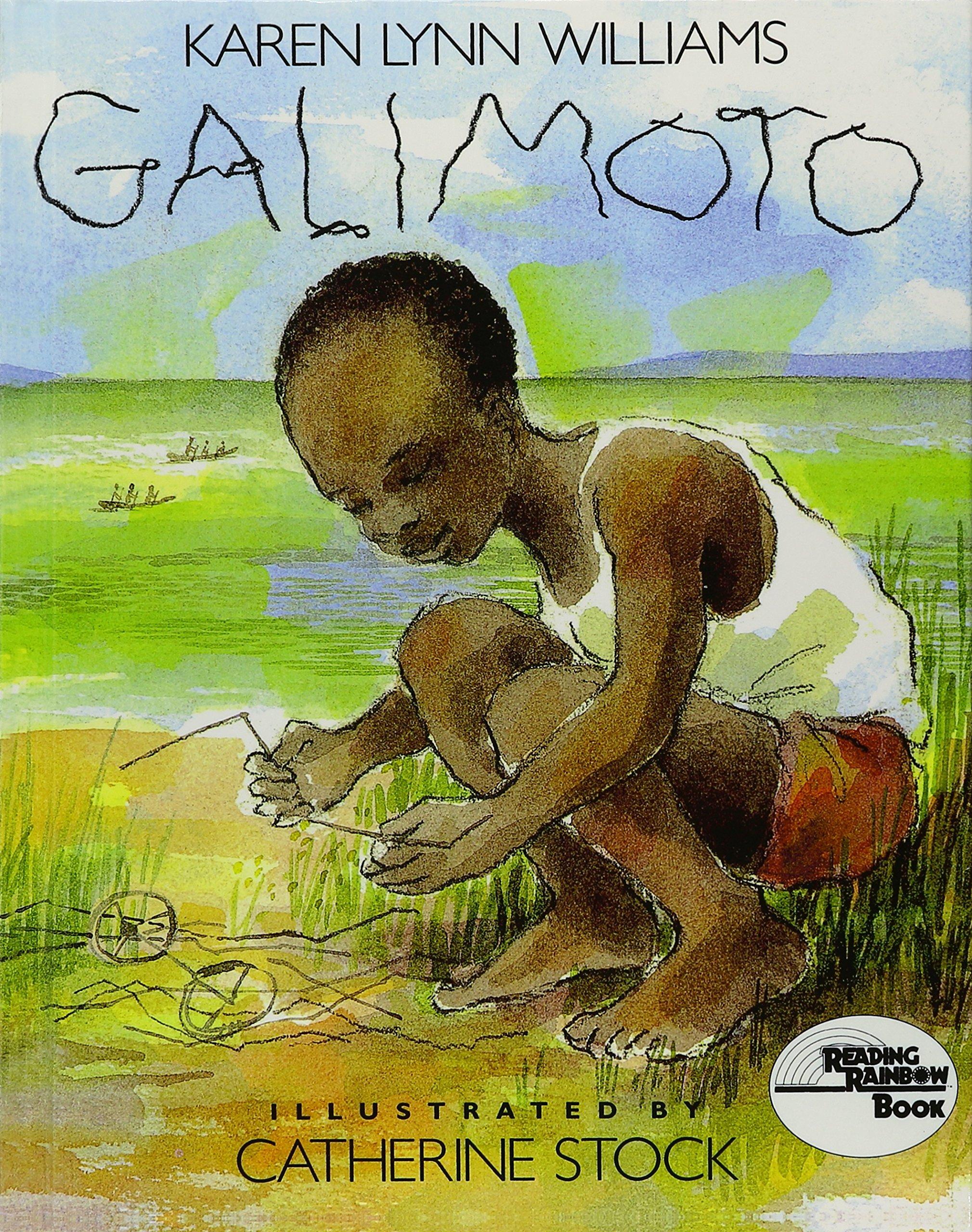 Read Online Galimoto (Reading Rainbow Book) PDF