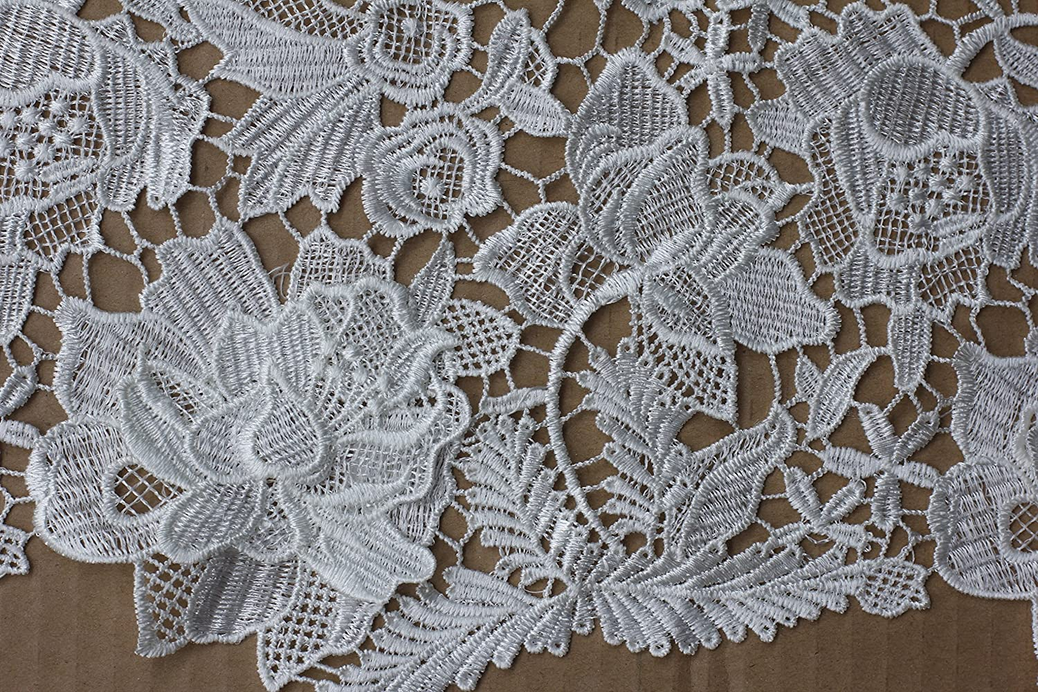 Amazon.com: lace fabrics Wholesale 43 inches width polyester ...