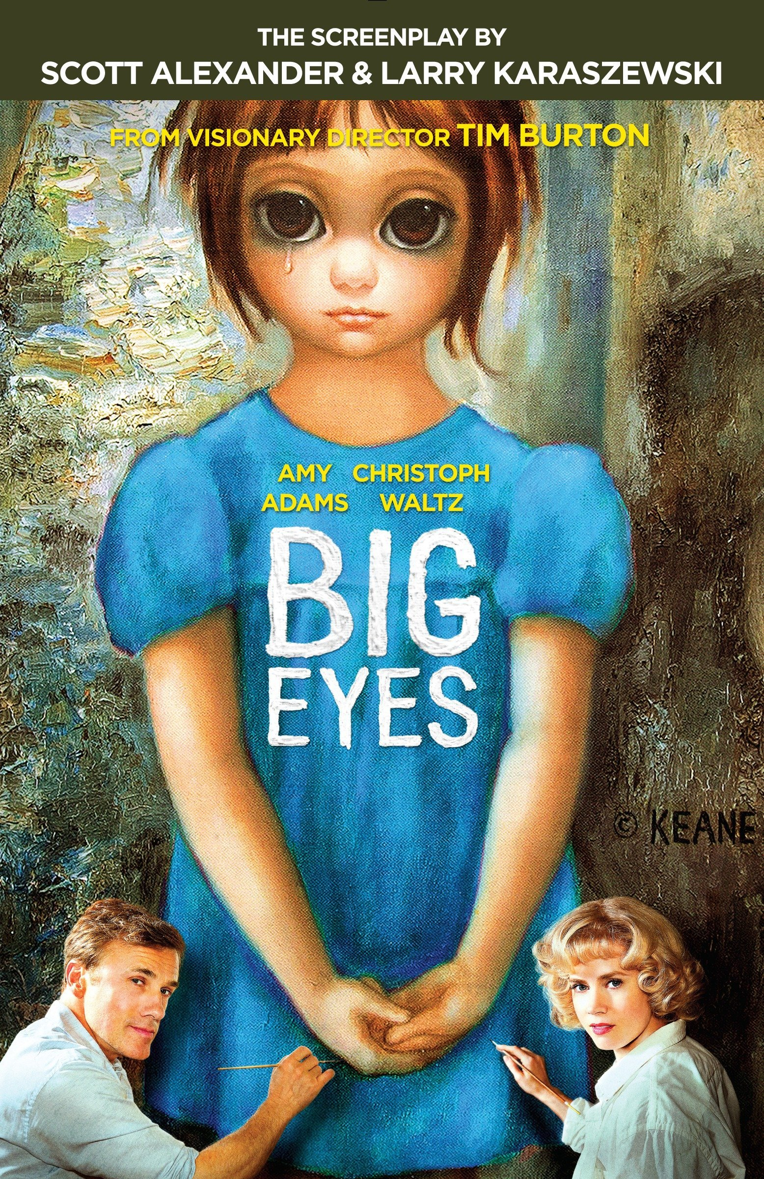 Download Big Eyes: The Screenplay PDF