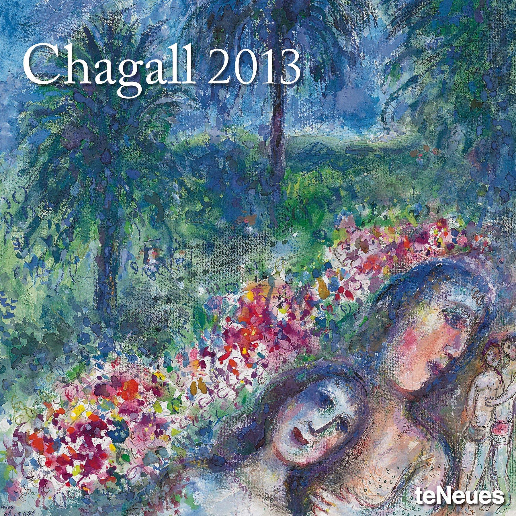 Chagall 2013 Broschürenkalender