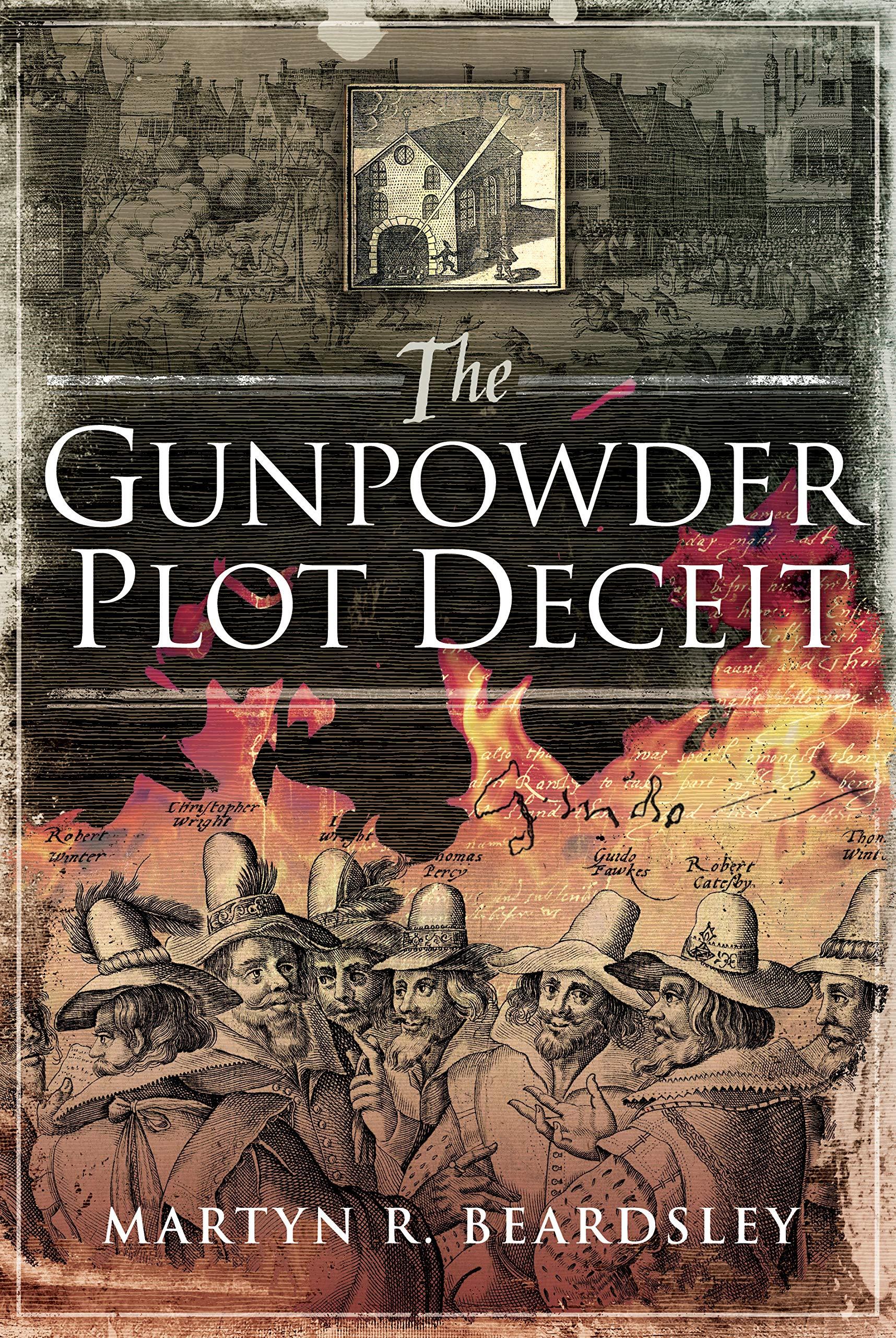 The Gunpowder Plot Deceit: Amazon.es: Beardsley, Martyn: Libros en idiomas extranjeros