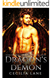 Dragon's Demon: Dragon Shifter Romance (Cursed Dragons Book 3)