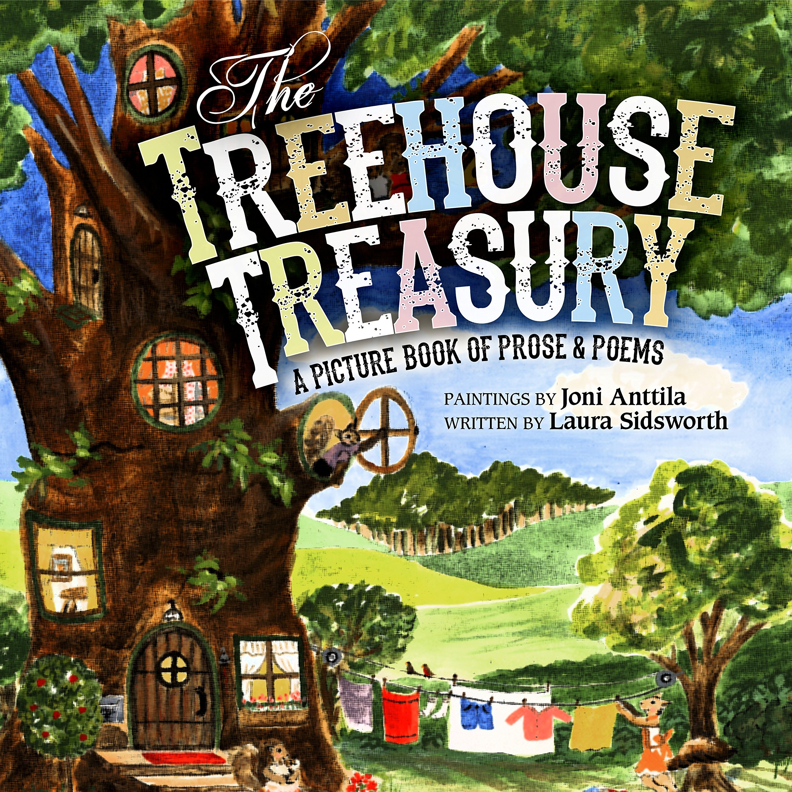 Download The Treehouse Treasury: A Picture Book of Prose & Poems ebook