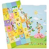 Baby Care Birds in the Trees Babymatte | Spielmatte | Kinderteppich | 210 x 140 cm …