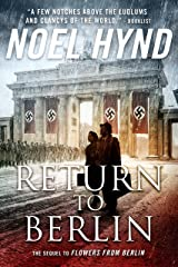 Return to Berlin: A Spy Story Kindle Edition