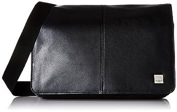 cb438ee699d9 Knomo Luggage Men s Kinsale Laptop Messenger Bag Black One Size