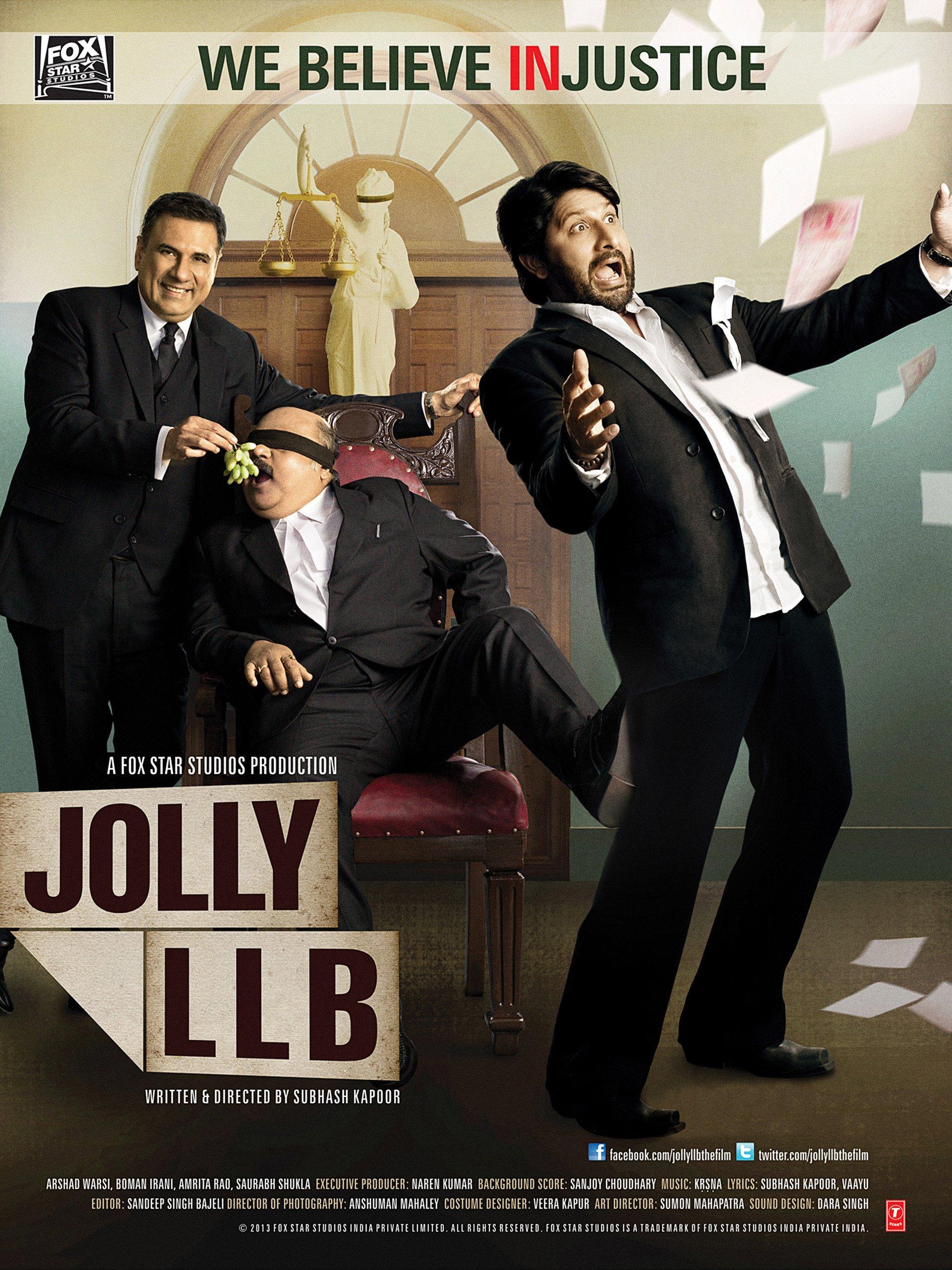 Watch Jolly Llb Prime Video