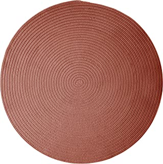 product image for Colonial Mills Boca Raton Rug, 9x9, Terracotta