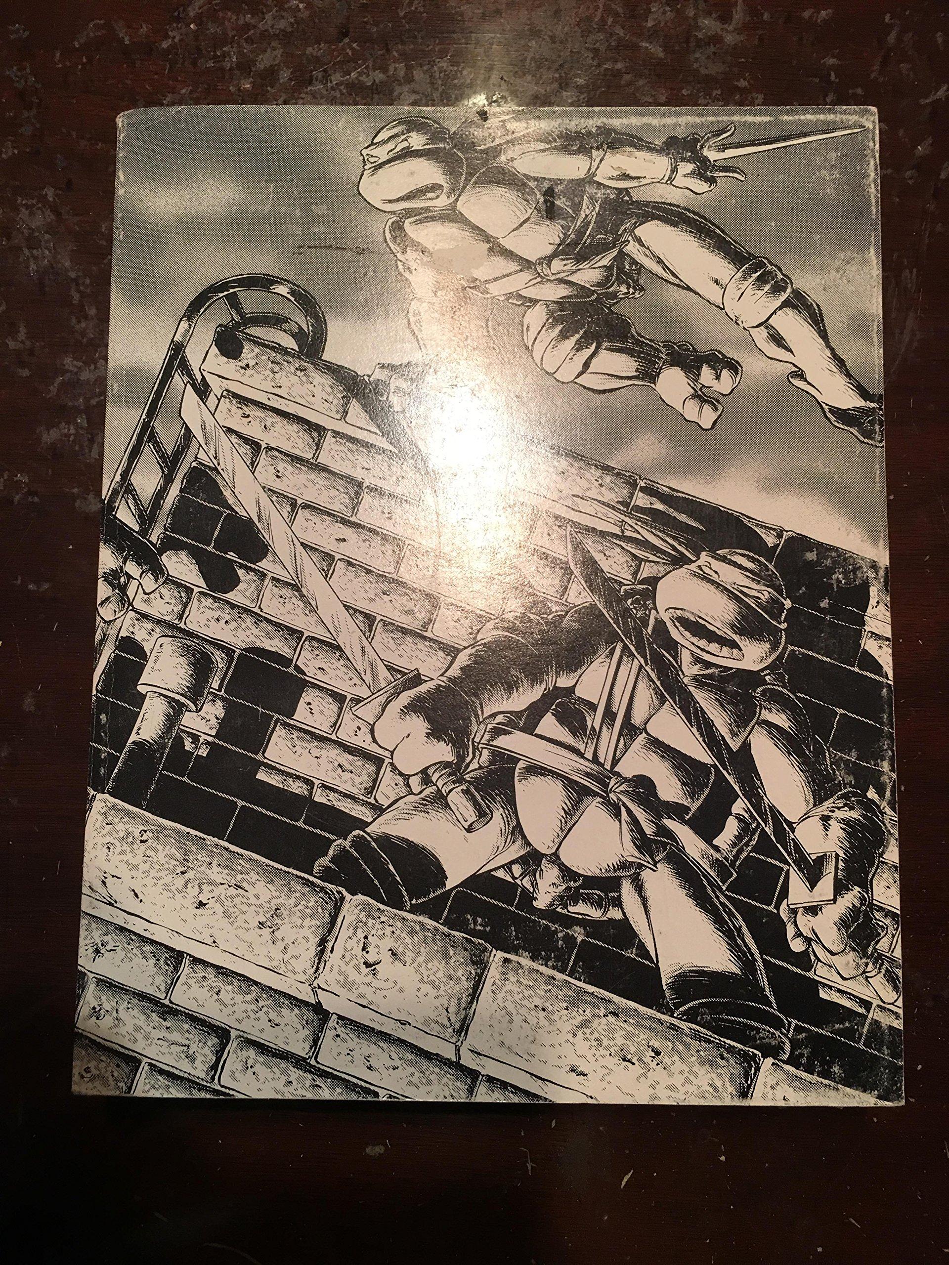 Teenage Mutant Ninja Turtles Collected Volume One First ...