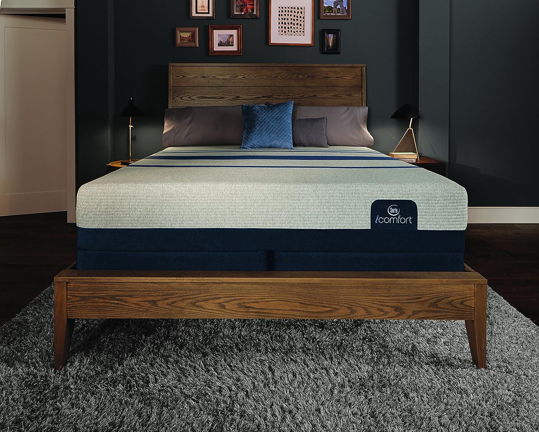 Amazon Com Serta Icomfort Blue 500 Queen Mattress Kitchen Dining