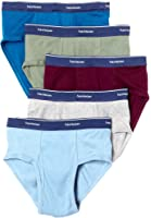Fruit of the Loom Men's  Low-Rise Brief (Pack of Five)