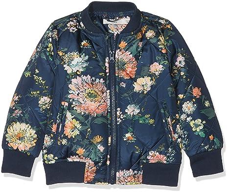 2020 Top Marken einzigartiger Stil NAME IT Baby-Mädchen Jacke Nmfmilt Quilt Bomber Jacket ...