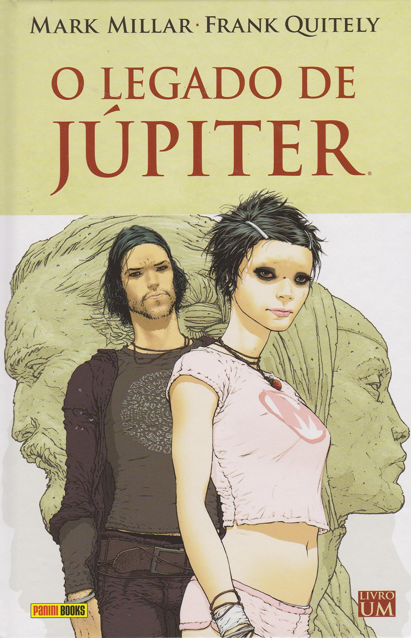 Read Online O Legado de Júpiter PDF