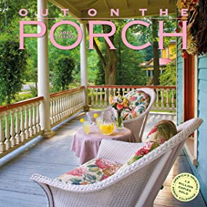 Out on The Porch Wall Calendar 2020 [12