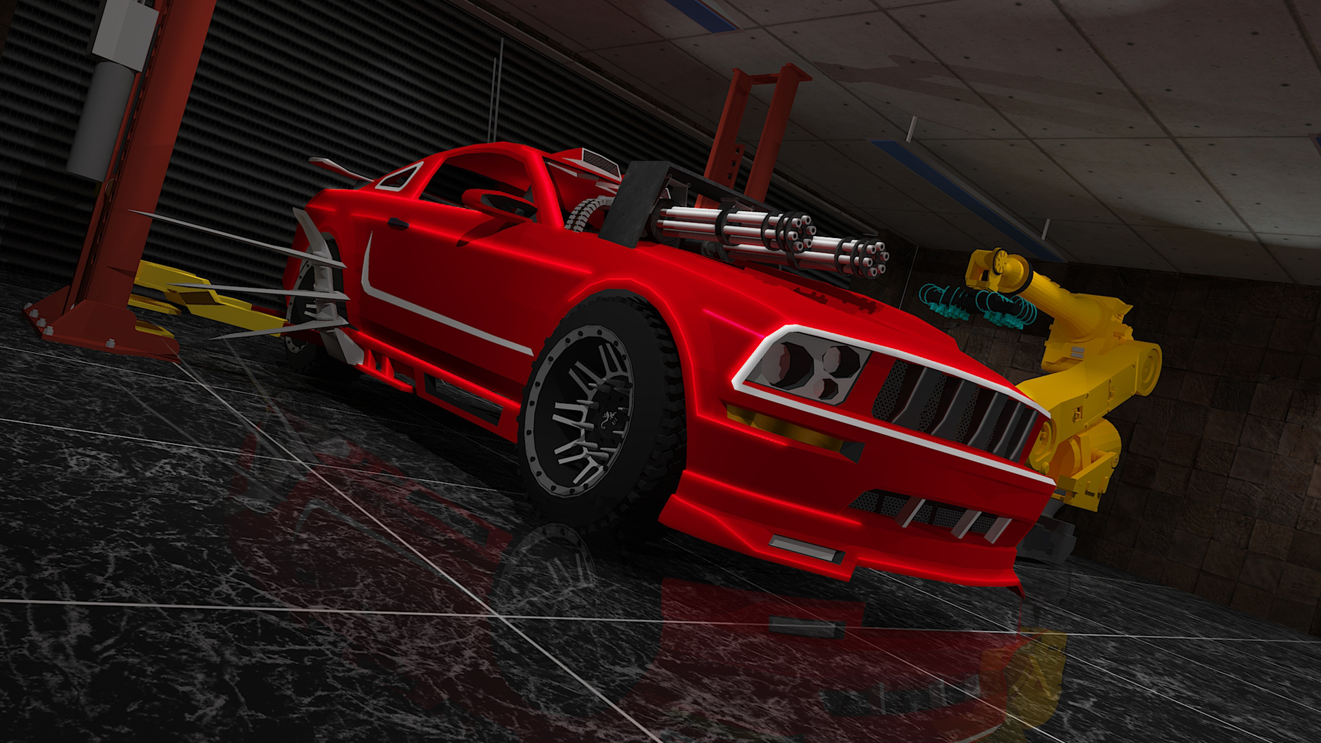 Amazon Fix My Car Zombie Survival Repair and mod a car to